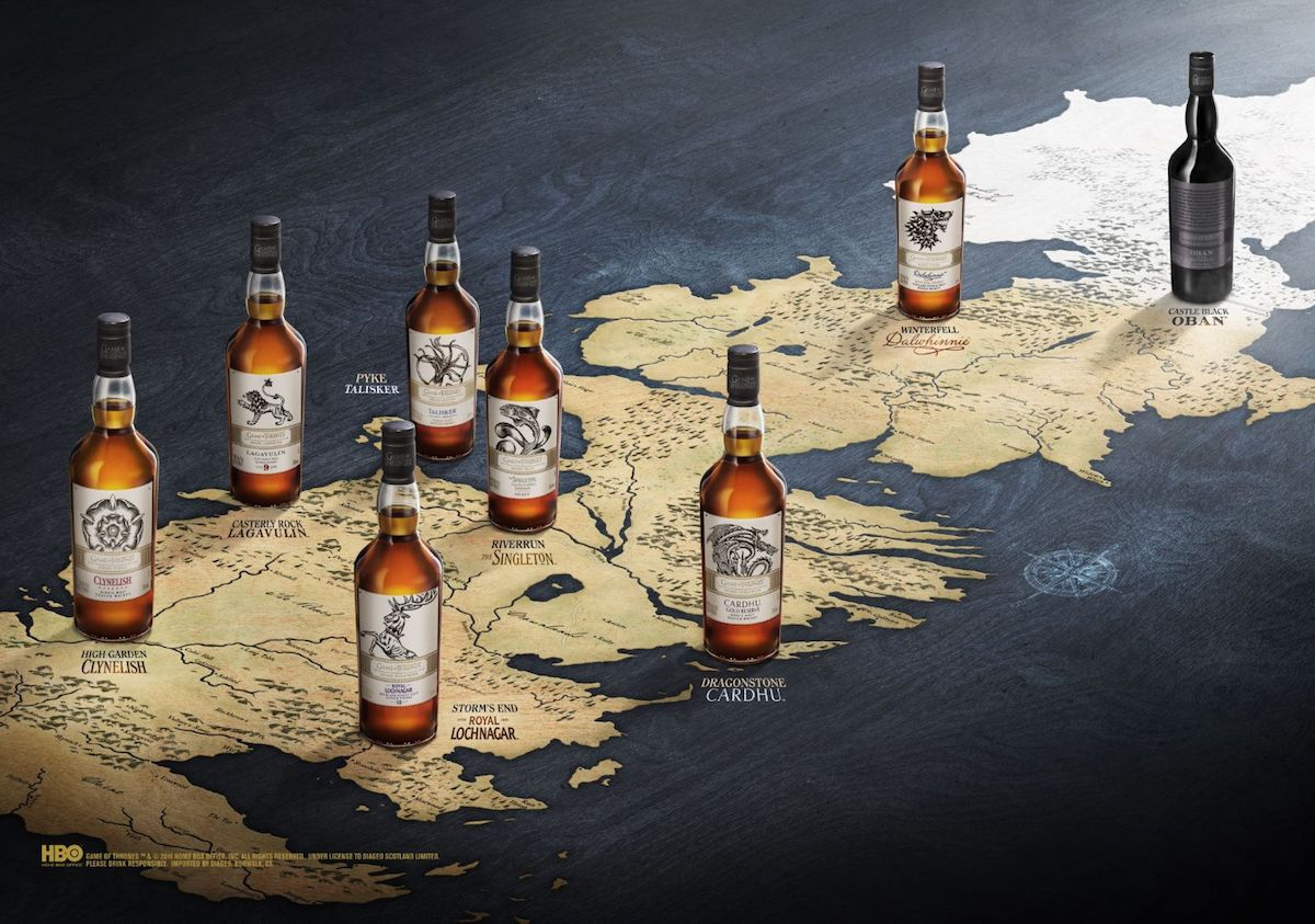 LuxExpose GameofThronesSix Kingdoms Whisky 4
