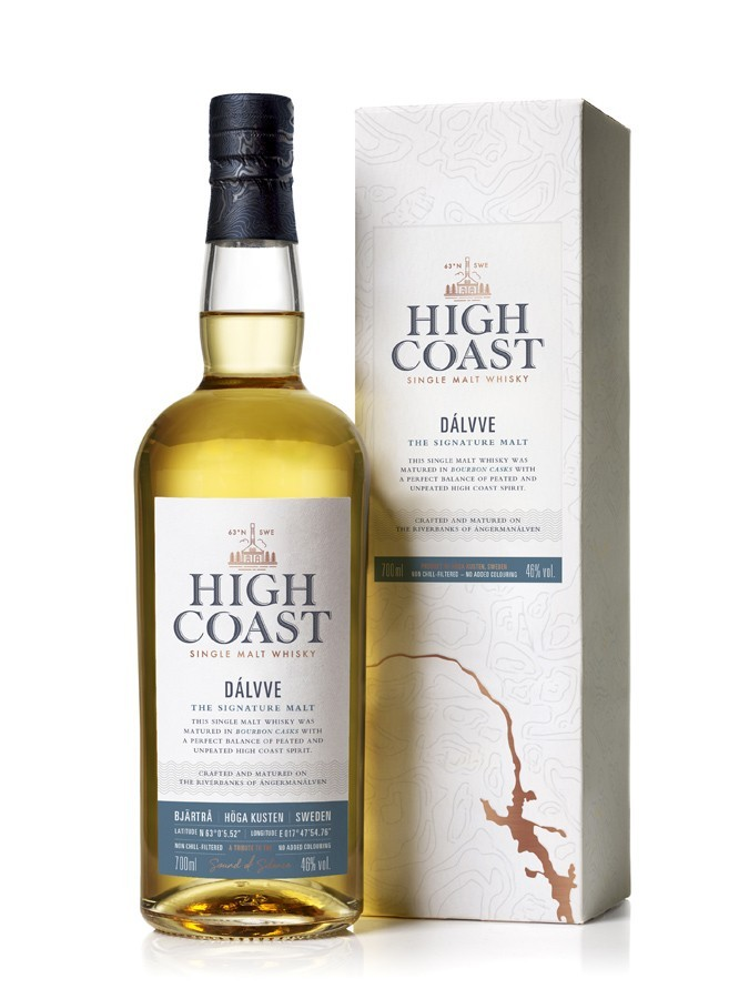high coast signature malt