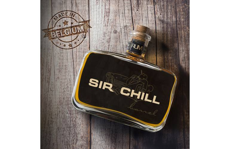 sir chill barrel rum