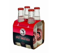 Thomas Henry Ginger Beer 4-Pack