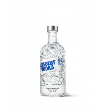 Absolut Vodka Recycled Limited Edition 2019