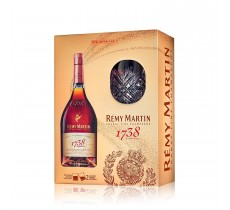 Remy Martin Accord Royal 1738 Glasspack in doos