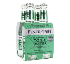 Fever-Tree Elderflower 4-Pack