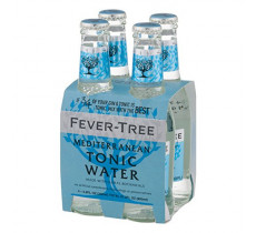 Fever-Tree Mediterranean 4-Pack