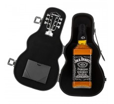 Jack Daniels Guitar Case Gift Box