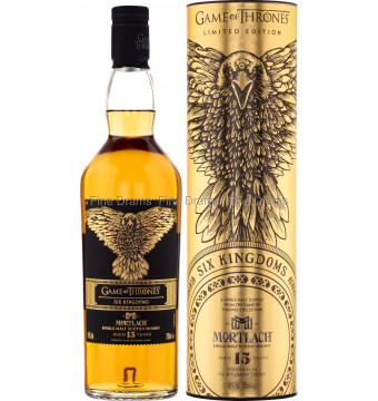 Game of Thrones - Mortlach 15 years GOT