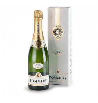 Pommery Apanage Blanc de blancs in doos