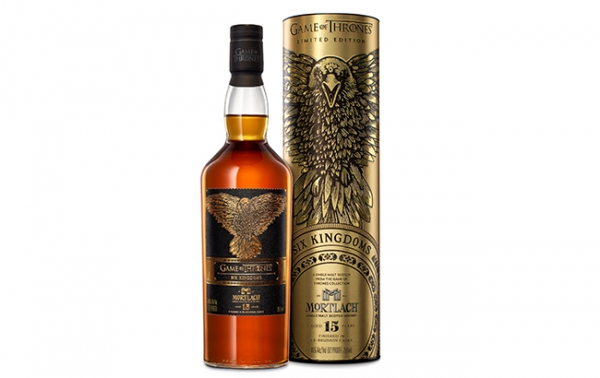 "Mortlach 15 years old ""The six kingdoms"""